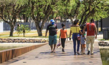 Parque Urbano Belém Porto Futuro começa a receber público e se torna opção de lazer para paraenses e turistas