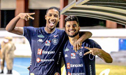 """Oi, Re-Pa! Gelson projeta a final do Campeonato Paraense contra o maior rival: """"Sangue no olho"""""""