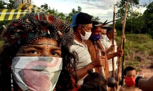 Covid-19 continua a avançar em comunidades e mata dois índios por dia