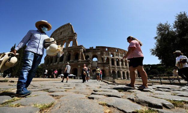 Itália ultrapassa 1 mil casos diários de coronavírus pela 1ª vez desde maio