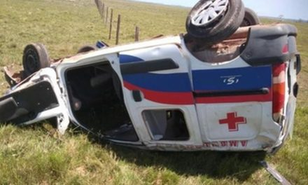Técnica de enfermagem morre em acidente com ambulância no Marajó, no PA