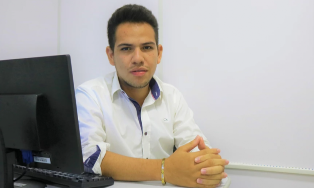 Estudante barcarenense vence concurso de tecnologia