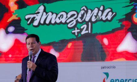 Reprimir crimes ambientais na Amazônia é oneroso, diz Mourão