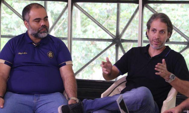 Presidente do Remo rebate possíveis irregularidade de atletas e diz: 'O Paysandu foi beneficiado duas vezes'