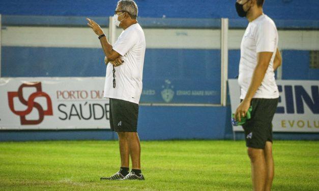 Recuperação e ajustes: Dos Anjos detalha como aproveitou meio de semana sem jogos do Paysandu