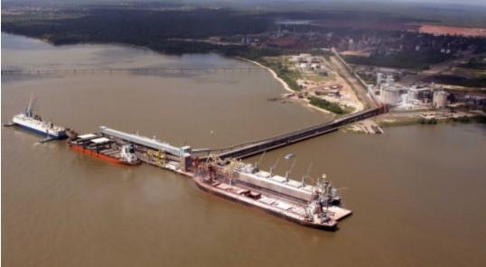 Antaq leiloou área do Porto de Vila do Conde e consórcio vencedor implantará usina termelétrica e armazém de gás natural