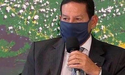 Mourão: Amazônia precisa de novo modelo de desenvolvimento baseado em inovação
