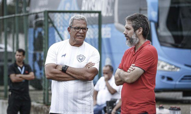 """Presidente vê Paysandu abaixo da crítica e prevê mudança no Re-Pa: """"Nem que seja de atitude"""""""