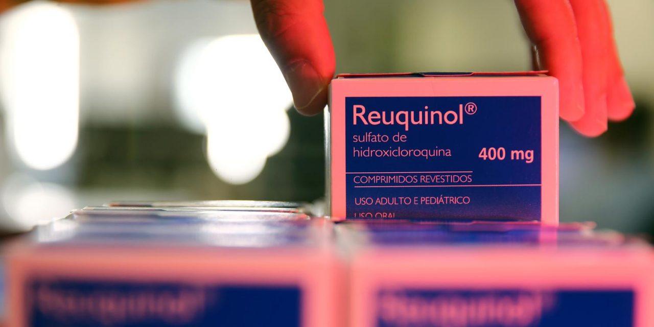 Farmácia popular pode ter cloroquina