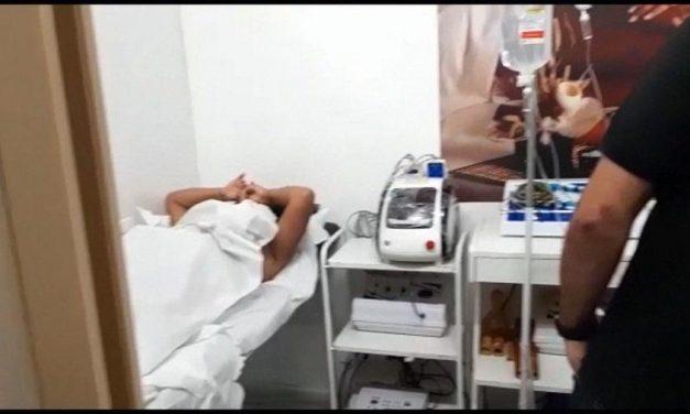 RJ: Polícia prende médico com registro cassado que atuava em clínica ilegal