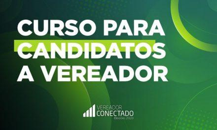 Inscrições abertas para curso presencial voltado à digital de pré-candidatos a vereador