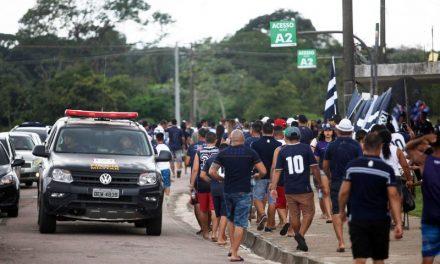 Clássicos RePa terão segurança estratégica dentro e fora do Mangueirão