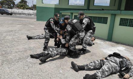 PM recebe treinamento de primeiros socorros em Bragança