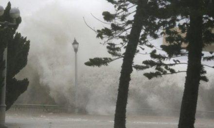 Tufão Haishen deixa dezenas de feridos no sudoeste do Japão