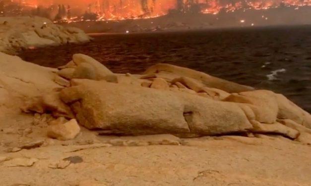 Devastação por incêndios na Califórnia bate recorde neste ano