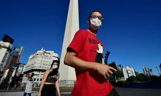Argentina se aproxima de 10 mil mortes por covid-19 após 6 meses de pandemia