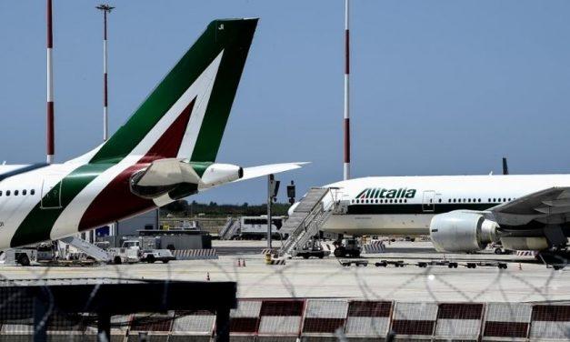 Perto de ser reestatizada, Alitalia pode mudar de nome
