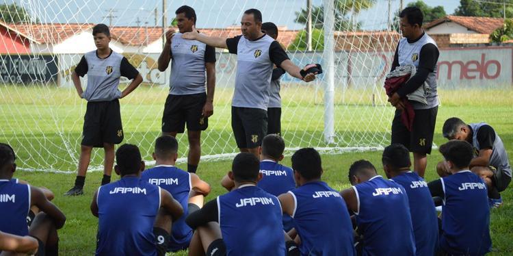 Com Artur Oliveira no comando, Caeté anuncia Léo Rosa para a disputa da Segundinha