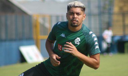 Ronald e Everton Castro sofrem lesão, retornam a Belém e dupla será integrada ao elenco no Recife