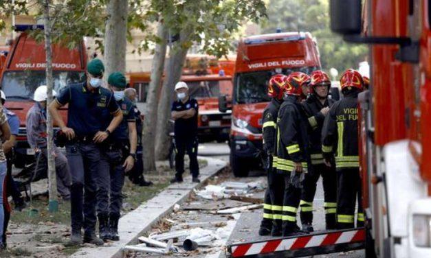 Explosão em prédio em Milão deixa ao menos 6 feridos
