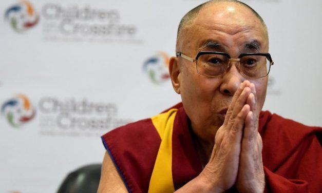 Dalai Lama pede ação conjunta contra a mudança climática