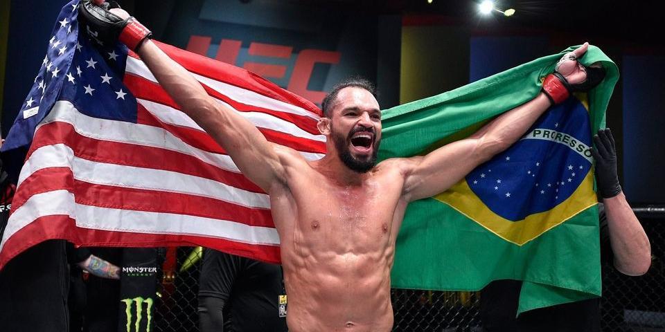 Em negociações para mais lutas no UFC, 'Paraense Voador' fala sobre vitória e reforça desafio a americano