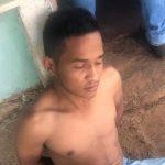 """Acusado de matar """"Bebel"""" na vicinal do Cemitério em Tailândia, é preso em Anápolis (GO)"""