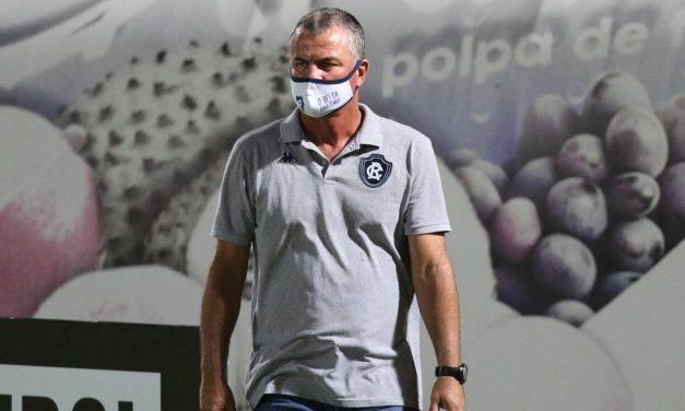 Mazola reclama de finalizações e afirma que Remo deve anunciar reforços durante a semana