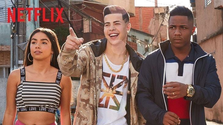 Netflix fecha protocolo e libera gravações de séries no Brasil