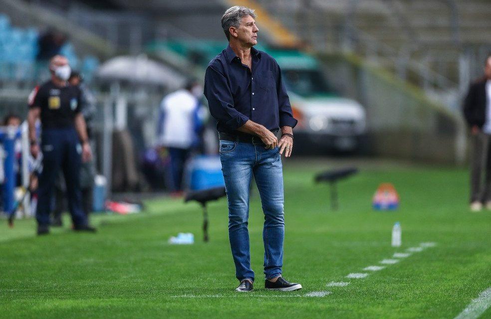 Grêmio não engrena após parada e ainda busca encaixe para retomada da Libertadores