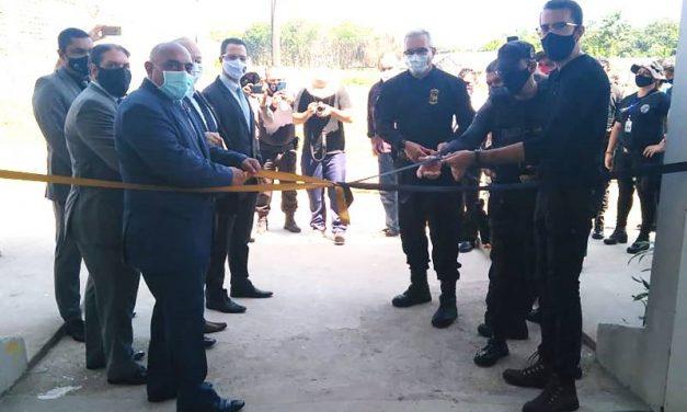 Colônia Penal Agrícola de Santa Izabel recebe nova marcenaria