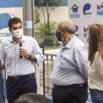 Governo lança 'Caixa D'Água Para Todos' e instala os primeiros reservatórios em Belém