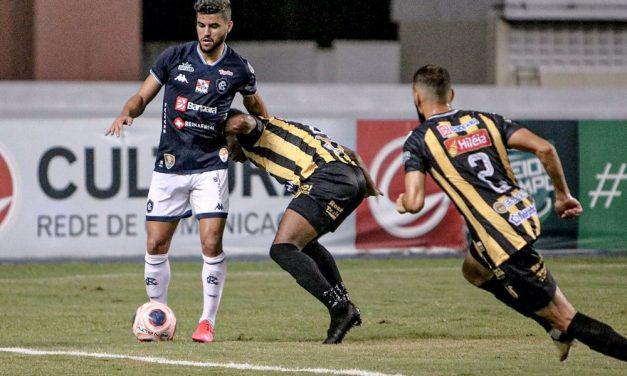 Atacante recebe sondagem do Figueirense, mas Remo veta a saída do jogador