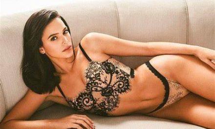 Bruna Marquezine posa de lingerie para noivas em ensaio especial