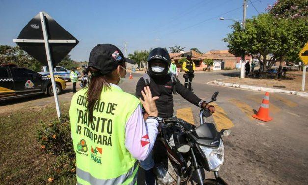 Detran realiza Semana Nacional de Trânsito com ações de educação em todo o Estado