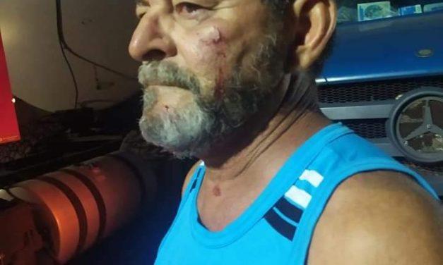 Tentativa de assalto à caminhão na PA-151