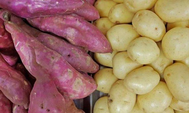 Na alta do arroz, batata está mais barata, aponta Dieese