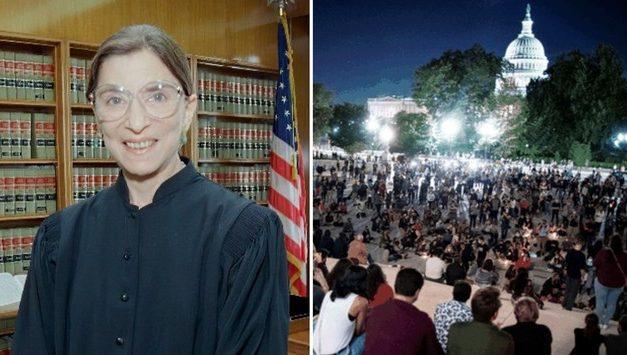 Por que a morte da juíza da Ruth Bader Ginsburg é um terremoto em uma nação já fragmentada