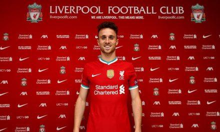 Um dia após Thiago Alcântara, Liverpool confirma outro reforço: Diogo Jota