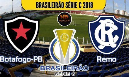 Botafogo-PB segura o Remo e os dois times empatam sem gols no Mangueirão