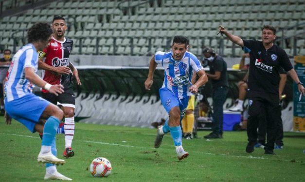 Bruno Collaço celebra 50 jogos pelo Paysandu e garante união do elenco após semana turbulenta