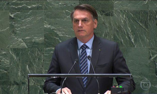Em discurso na ONU, Bolsonaro vai insistir que Brasil é 'exemplo para o mundo' no meio ambiente