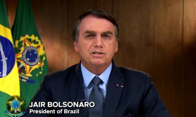 ABI diz que Bolsonaro mentiu em discurso na ONU