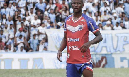 Destaque na temporada, jovem volante do Bragantino-PA é emprestado ao Paysandu