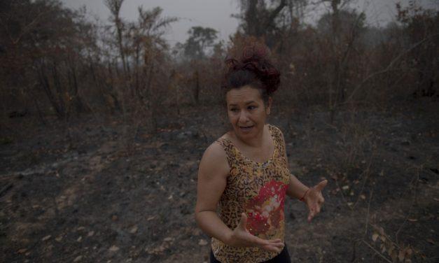 Paraíso do ecoturismo é reduzido a cinzas no Pantanal