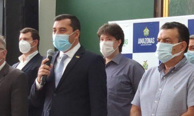 Governo do Amazonas volta a fechar bares e balneários em Manaus