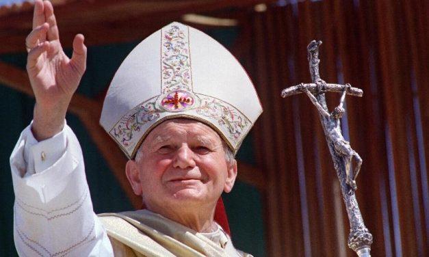 Relíquia do papa João Paulo 2º é roubada na Itália