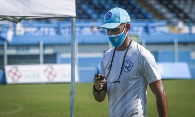 Preparador físico André Ferreira deve deixar o Paysandu