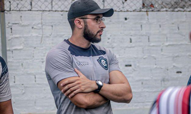 Remo anuncia troca de técnico antes da estreia no Campeonato Paraense Feminino