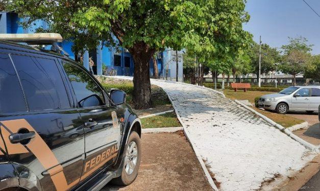 Quatro prefeitos e ex-deputado de RO são presos pela PF em operação